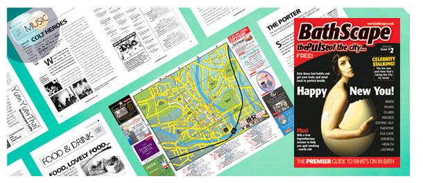 Bathscape Magazine