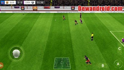 DLS Mod PES 2017 Full Update by Ismail
