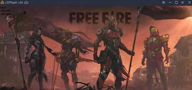 Antarmuka Api gratis di LDPlayer