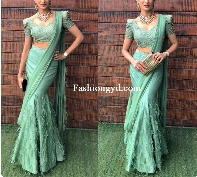 Pictures saree drape styles 30 Types