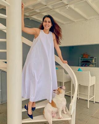 Indian actress Samantha Akkineni Hot Gallery