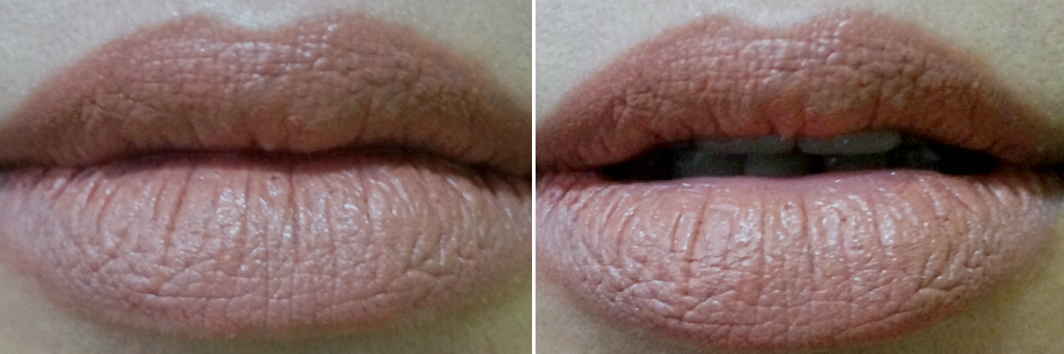 Lip Swatch: Revlon Matte Lipstick in Mauve It Over
