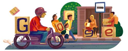 google rayakan musim mudik 2016