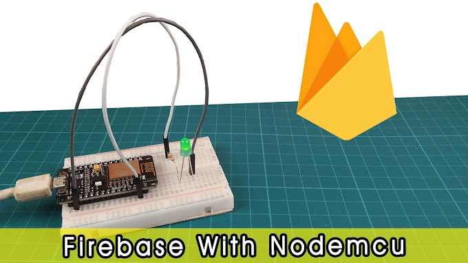 How to fetch data from Firebase to Nodemcu -- Step by step instructions