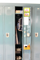 Organization of School Locker