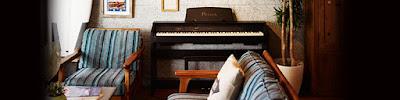 Các loại đàn piano điện Casio