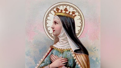 imagem de Santa Matilde