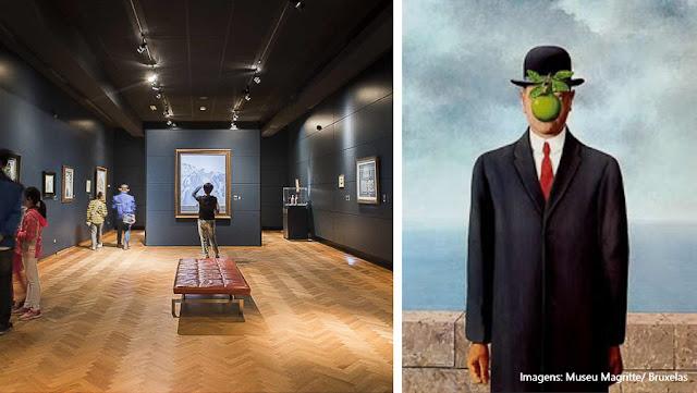Museu Magritte, Bruxelas