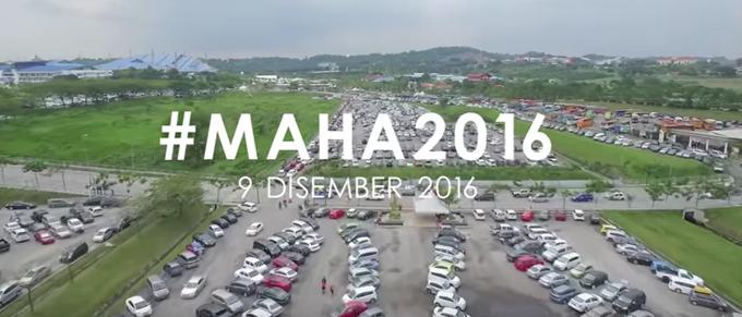 MAHA 2016 Capai Rekod Tersendiri #MAHA2016