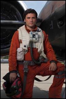 Oscar Isaac: Poe Dameron (Star Wars, 2015-)