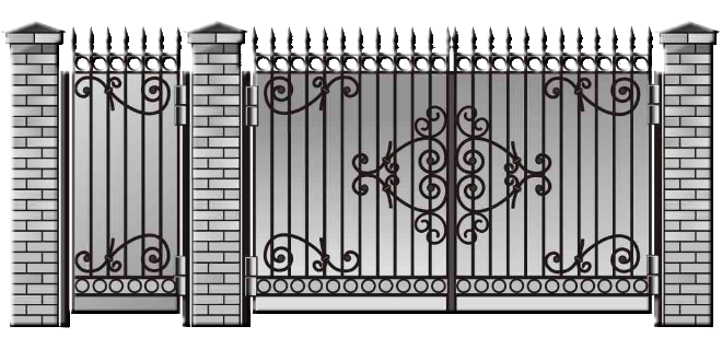 Ворота. Виды ворот