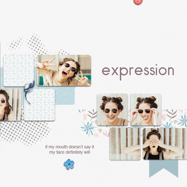 expression © sylvia • sro 2019 • love august templates & friends by designed by irma