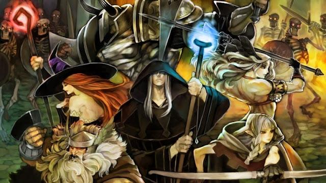 أستوديو Atlus يؤكد إصدار لعبة Dragon's Crown Pro في أوروبا على جهاز PS4