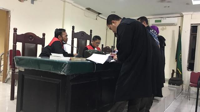 Pejabat Bintang Satu Kejati Sulsel Sidang Bekas Unsur Pimpinan DPRD SulBar