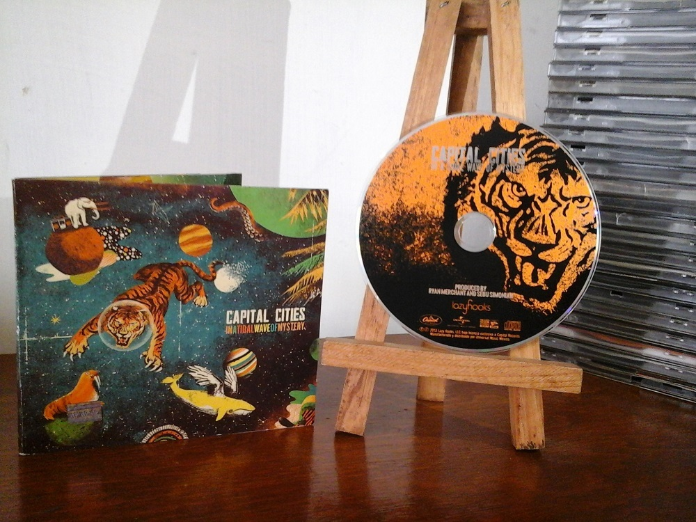 My Collection: Capital Cities - In a Tidal Wave of Mystery ...