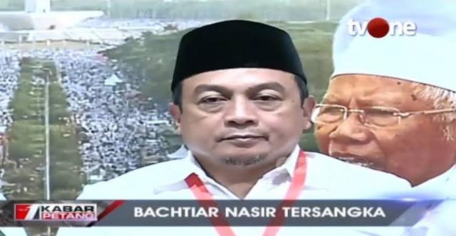 Bachtiar Nasir Masih di Luar Negeri, Polri: Kasusnya Tetap Jalan