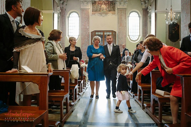 ingresso sposo matrimonio Genova