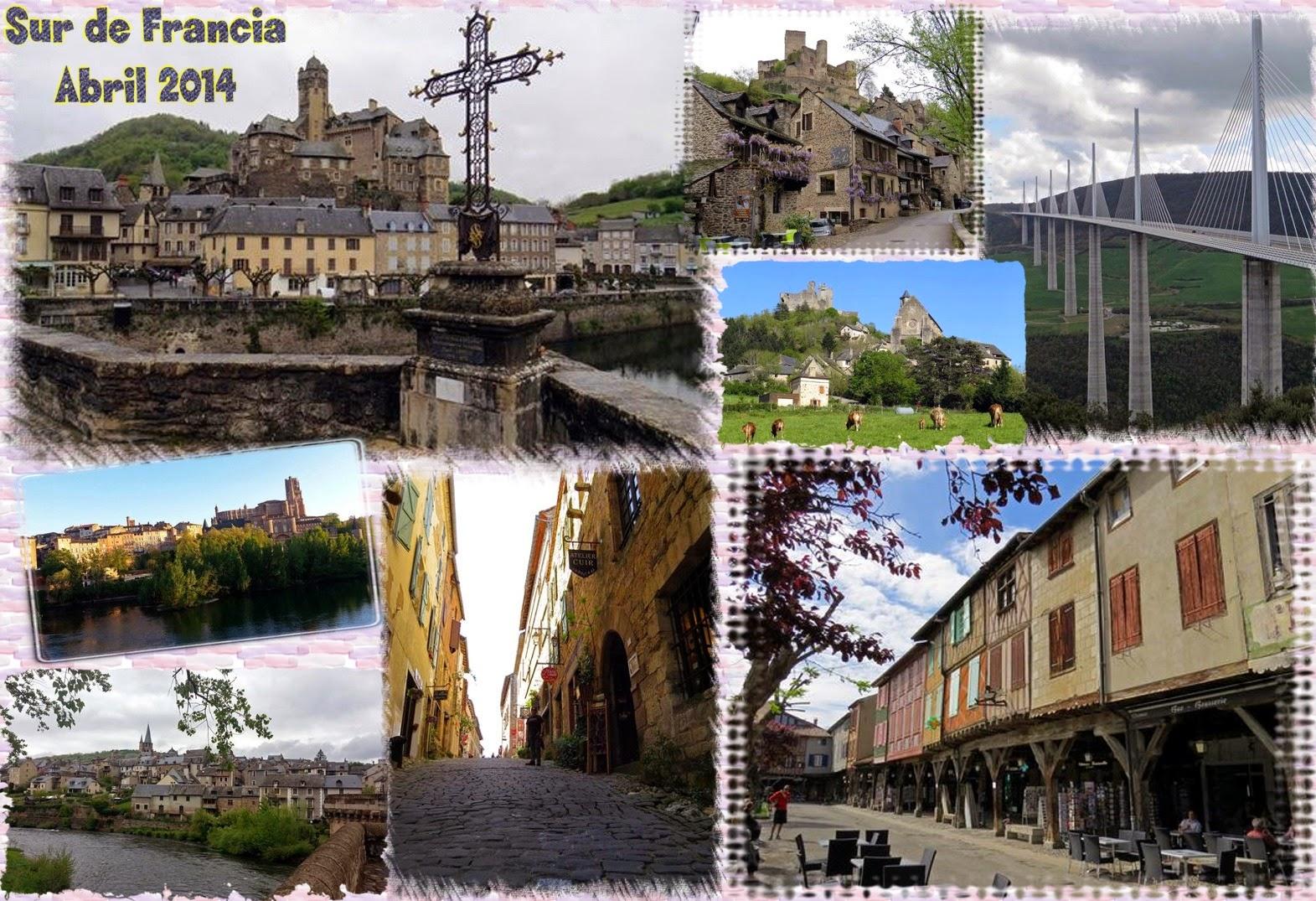 Mi Maleta Y Yo 4 Días De Viaje Por El Sur De Francia