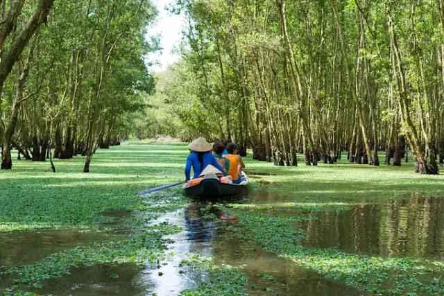 Southwest region, Vietnam.