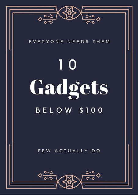 10 Gadgets Everyone Needs But Few Actually Do