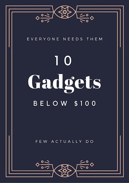 10 Gadgets Everyone Needs But Few Actually Do