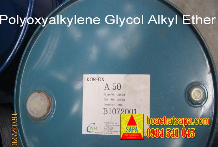 Koreox A50 - dầu bôi trơn se chỉ sợi cho ngành dệt