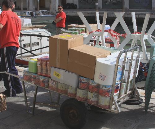 A heavy load