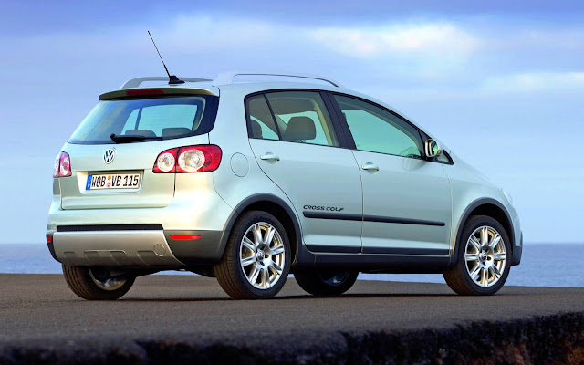 VW Crossgolf 2006-2010