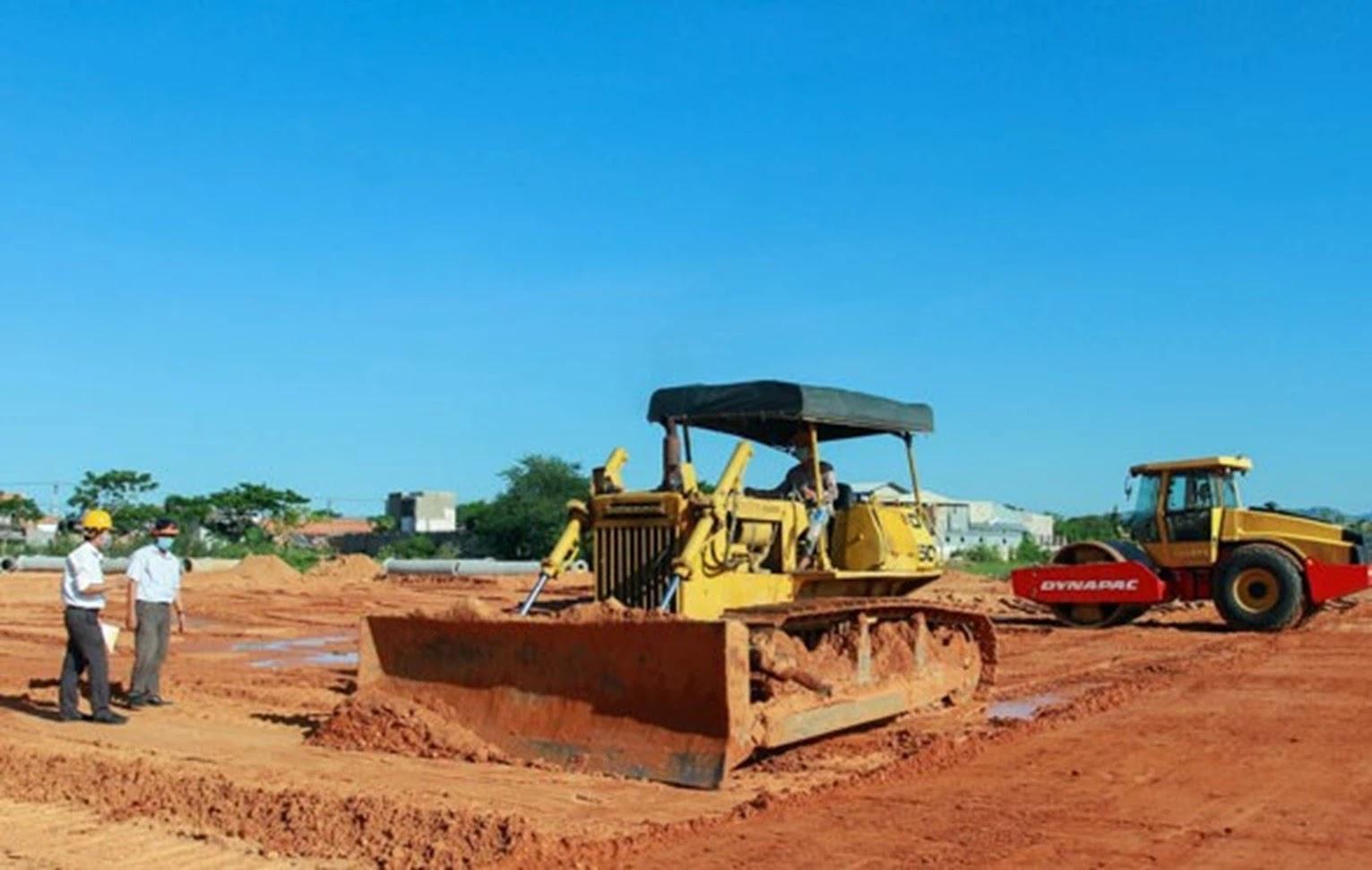 Ninh Thuận: Các công trình xây dựng được phép hoạt động 100% công suất