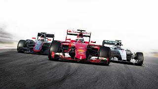 Formula 1 2017 Wallpaper