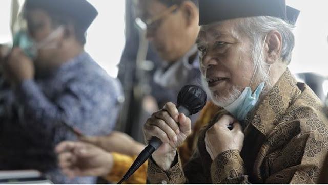 Blak-blakan Abdullah Hehamahua; Sniper & Kekalahan Ahok di Pilkada DKI dalam Kasus KM 50