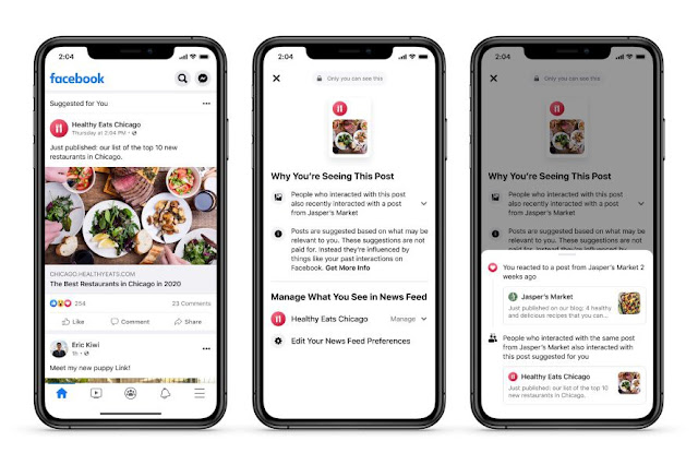 Facebook Brings Changes to its App Including the Option to Switch to a Chronological News Feed