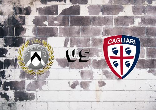 Udinese vs Cagliari  Resumen
