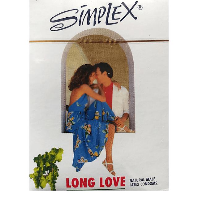 Buy Simplex Long Love Condoms Online in Pakistan