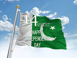 HAPPY INDEPENDENCE DAY 14 AUGUST 2019