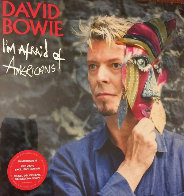 Music Television presents David Bowie and the music video for his song titled I'm Afraid Of Americans, staring Trent Reznor. #DavidBowie #ImAfraidOfAmericans #TrentReznor #MusicTelevision