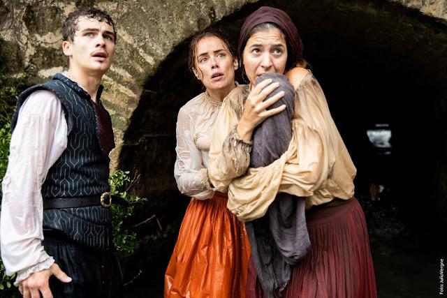 Imágenes de la segunda temporada de 'La Peste'