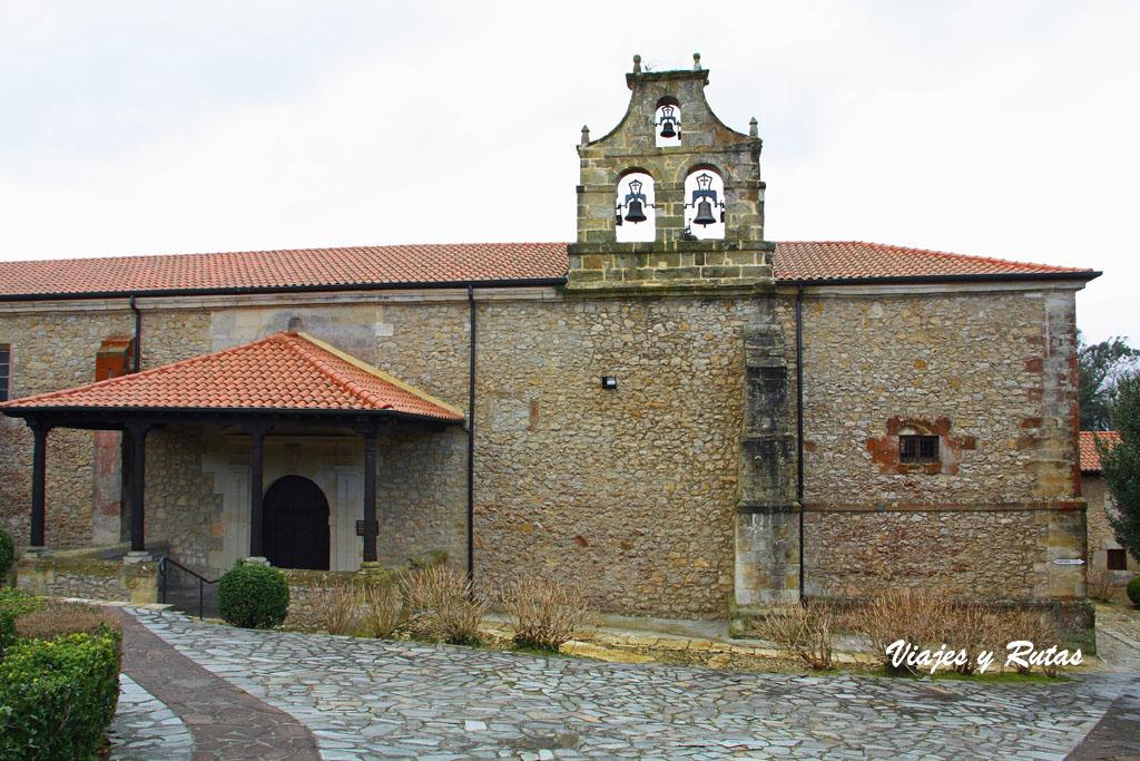 Convento de San Ildefonso, Santillana