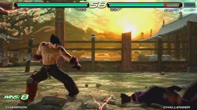 Free Download Tekken 6 ISO+CSO PPSSPP Apk Android  For [Phones & Tablets]