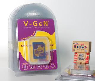 Memory SDHC VGEN 16GB