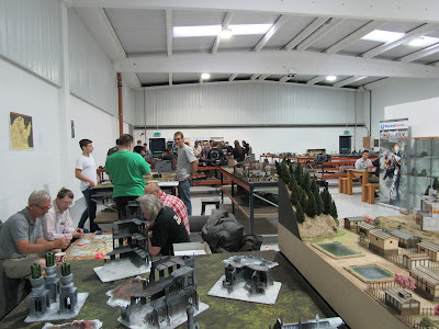 wayland games centre