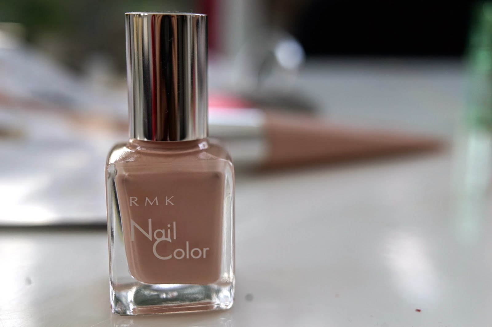 RMK Nail Colour nude