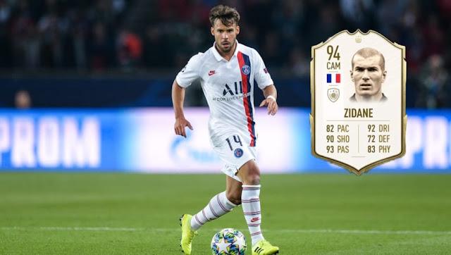 FIFA 20 : L'équipe monstrueuse de Bernat sur FUT