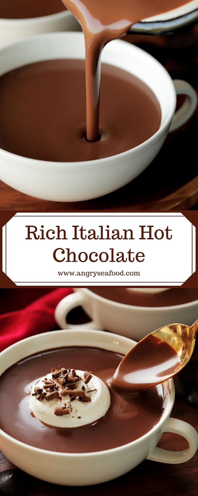 Rich Italian Hot Chocolate
