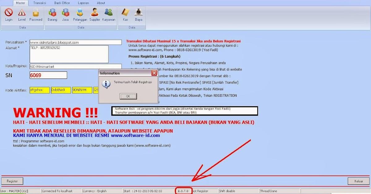 Sid Minimarket Keygen Free Download
