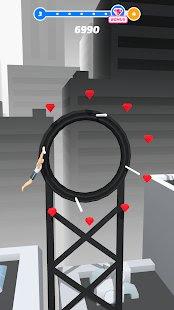 Screenshot of Gym Flip Mod apk Apk For Android