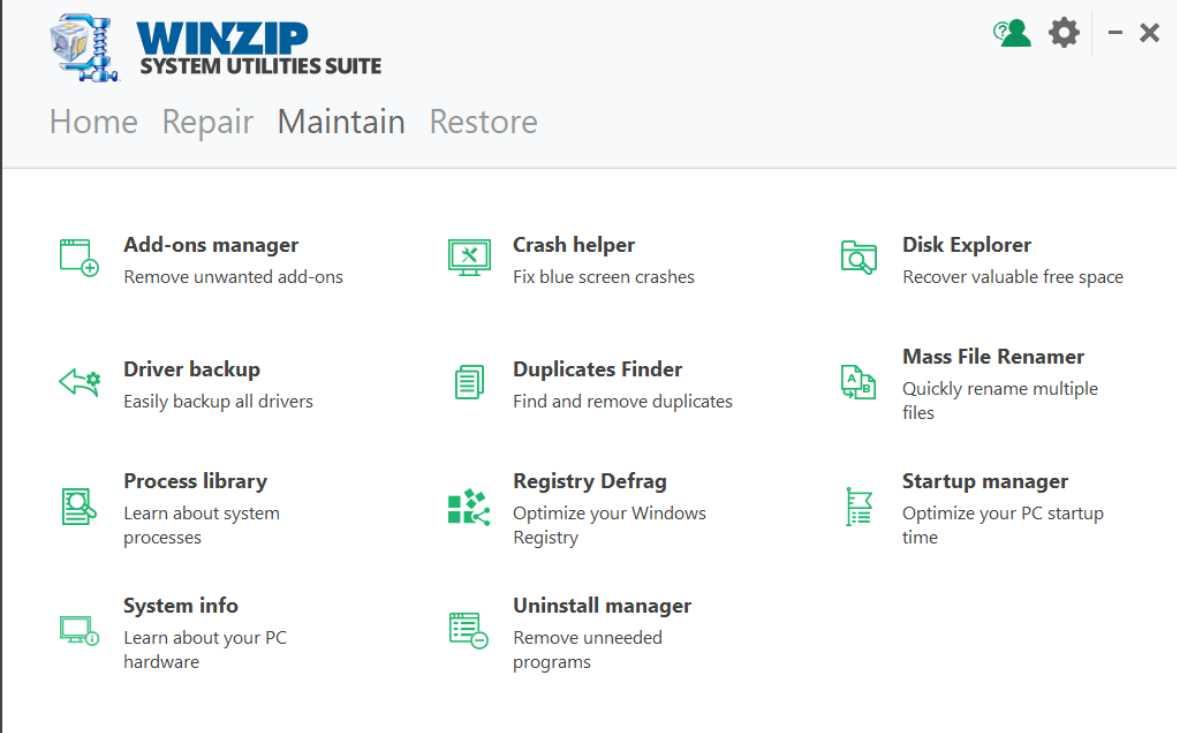 WinZip System Utilities Suite 3.9.0.24