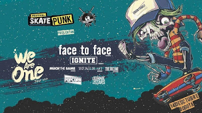 WE ARE ONE Festival Skate Punk 1