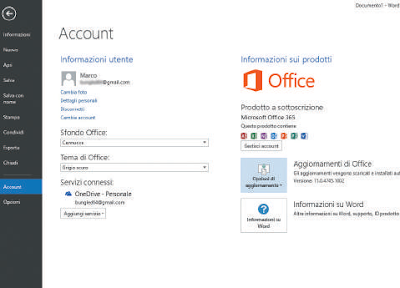 Come condividere account Office 365 + OneDrive 1Tb
