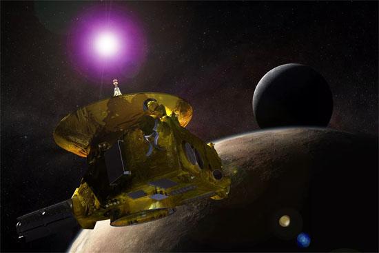 O que é o misterioso brilho ultravioleta detectado nas profundezas do Espaço - Img 1